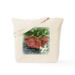 Beautiful Moments Roses Tote Bag