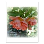 Beautiful Moments Roses Small Poster
