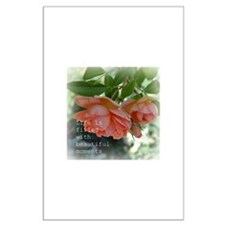 Beautiful Moments Roses Large Poster