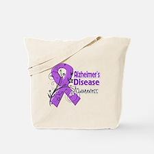 Alzheimers Disease Awareness Tote Bag