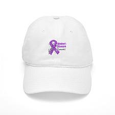 Alzheimers Disease Awareness Baseball Cap