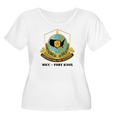 MICC - FORT KNOX with Text T-Shirt