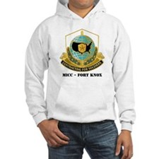 MICC - FORT KNOX with Text Hoodie