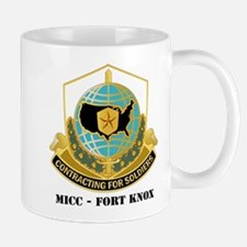 MICC - FORT KNOX with Text Mug