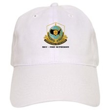 MICC - FORT MCPHERSON with Text Baseball Cap