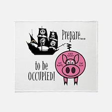 Prepare to Be Occupied Pirate Occupy Stadium Blan