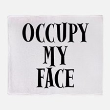 Occupy My Face Funny Occupy Protests Stadium Blan