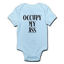 Occupy My Ass Protests Onesie