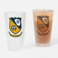 F-18 Blue Angels Drinking Glass