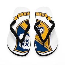 F-18 Blue Angels Flip Flops