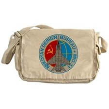 Mig-31 Foxhound Messenger Bag