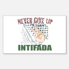 Cute Intifada Sticker (Rectangle 10 pk)