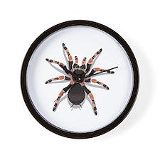 Tarantula Wall Clock