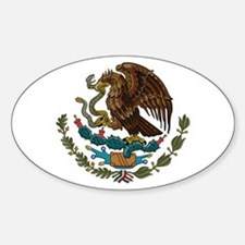 Mexican Coat of Arms Decal