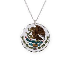 Mexican Coat of Arms Necklace