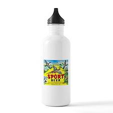 Michigan Beer Label 10 Water Bottle
