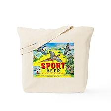 Michigan Beer Label 10 Tote Bag