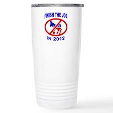 GET REAL Travel Coffee Mug