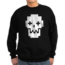 Digital Skull Sweatshirt