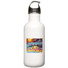 Dwelling Places Water Bottle