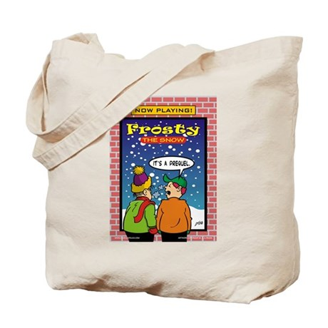 Tote Bag--Frosty