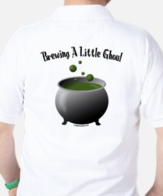 Funny Halloween maternity brew T-Shirt