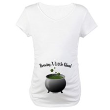 Funny Halloween maternity brew Shirt