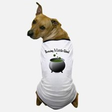Funny Halloween maternity brew Dog T-Shirt