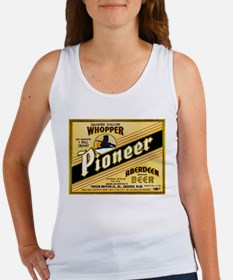 Washington Beer Label 2 Women's Tank Top