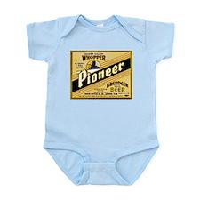 Washington Beer Label 2 Infant Bodysuit