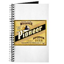 Washington Beer Label 2 Journal
