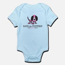 Save the Puppies Infant Bodysuit