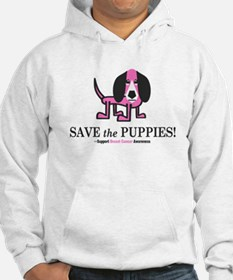 Save the Puppies Jumper Hoody