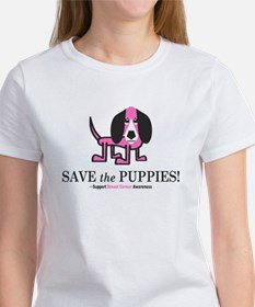 Save the Puppies Women's T-Shirt