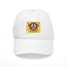 Wisconsin Beer Label 16 Baseball Cap