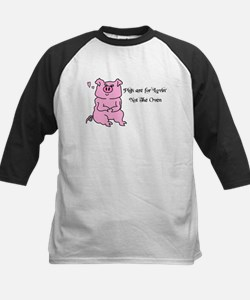 PIGS ARE FOR LOVIN,NOT THE OVEN! Tee