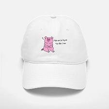 PIGS ARE FOR LOVIN,NOT THE OVEN! Baseball Baseball Cap