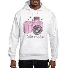 Camera Smile Jumper Hoody