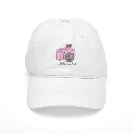 Camera Smile Cap