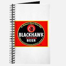 Iowa Beer Label 1 Journal