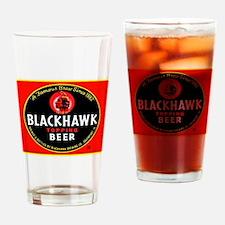 Iowa Beer Label 1 Drinking Glass