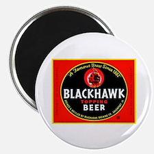 Iowa Beer Label 1 Magnet