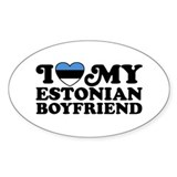 Estonia Bumper Stickers