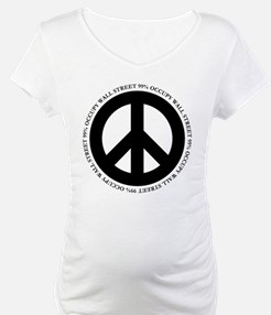Peace sign wall Shirt