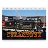Steam train Calendars