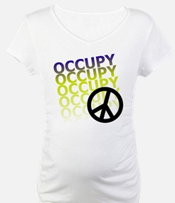 Cool Peace sign wall Shirt