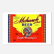 California Beer Label 6 Postcards (Package of 8)