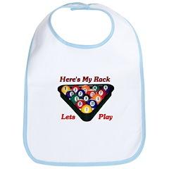 Here Is My Rack Bib
