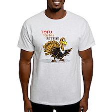Tofu Not Turkey T-Shirt
