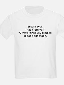C'thulu Kids T-Shirt
